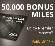 AD: Learn more about earning 50,000 bonus miles and Premier Access with the United MileagePlus Club Card.