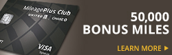 AD: Learn more about earning 50,000 bonus miles with the United MileagePlus Club Card.
