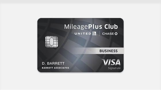 Mileageplus business credit cards united mileageplus club business card footnote reheart Gallery