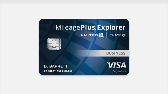 Mileageplus business credit cards united mileageplus explorer business card footnote earn 50000 bonus miles reheart Gallery
