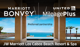 Marriott Bonvoy:JW Marriott Los Cabos Beach Resort & Spa