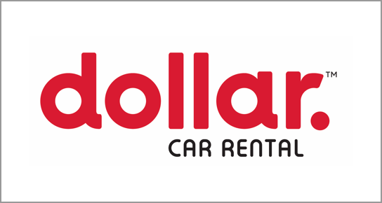 Logotipo de Dollar Rent A Car