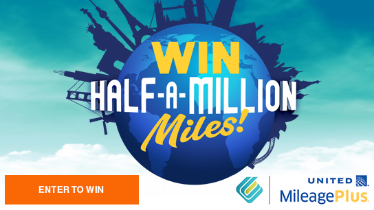 United MileagePlus - Where will you go with 500,0 miles? Click here to enter today!
