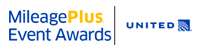 Mileage Plus Event Awards