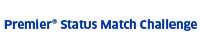 Premier Status Match Challenge