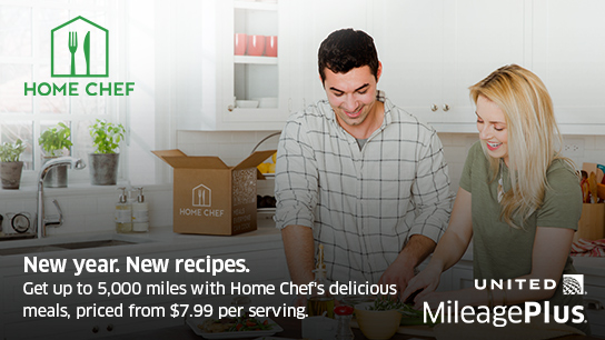 Home Chef - New year. New recipes. Get up to 5,000 miles with Home Chef's delicious meals, prices from $7.99 per serving.