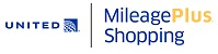 MileagePlus Shopping logo