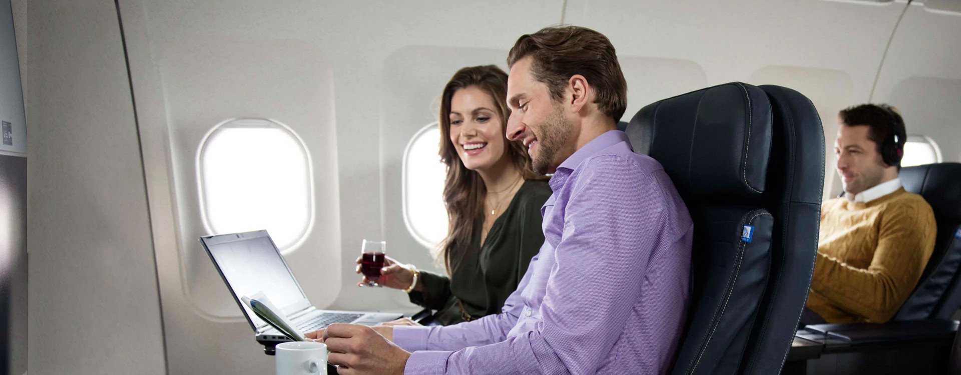 Experience the comfort and service of United First®