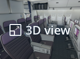 Open 3D view from United Premium Plus section.This will open in a new tab.