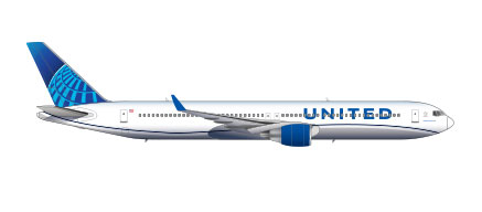 United Airlines Fleet Aircraft