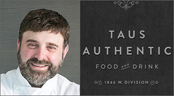 Taus Authentic food and drink