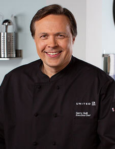 Photo of Chef Gerry Gulli