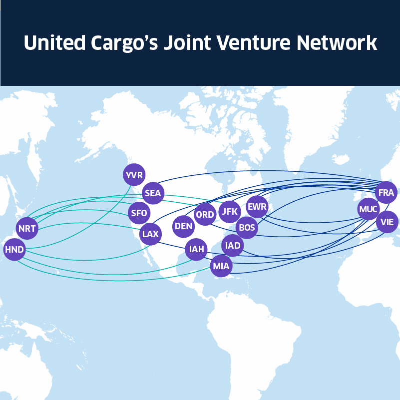 Joint Venture map