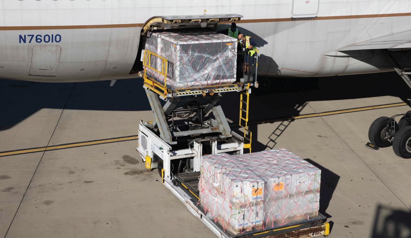 Resolve shipment issues
