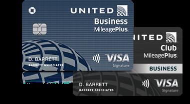 MileagePlus Credit Cards