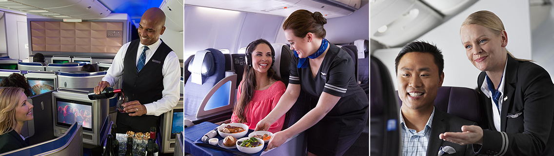 Join our flight attendant team