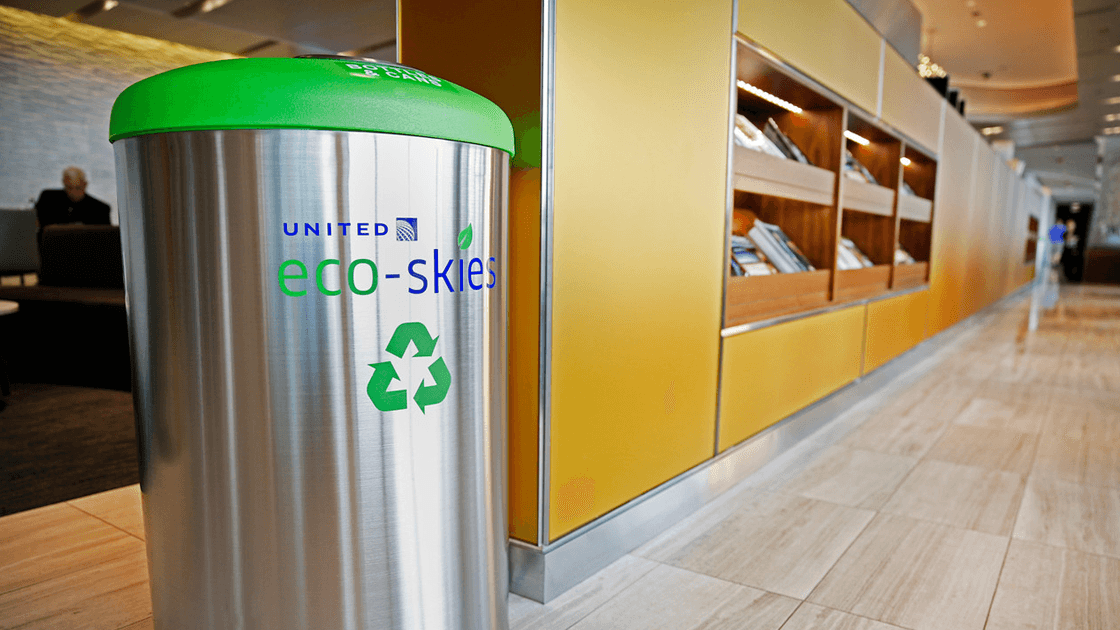 Recycling And Waste Management In Our Airports