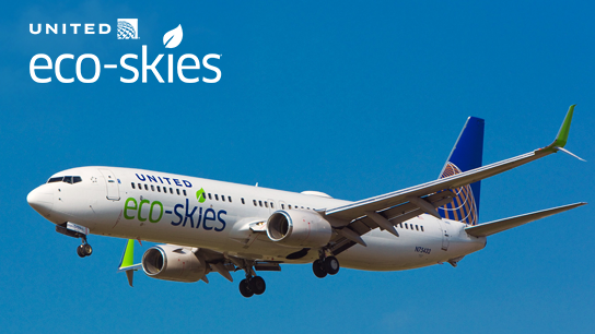 United eco-skies