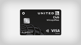 United Club MileagePlus: Limited-time offer 100,000 bonus miles