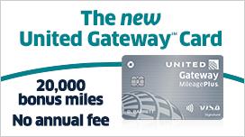 United Gateway Card