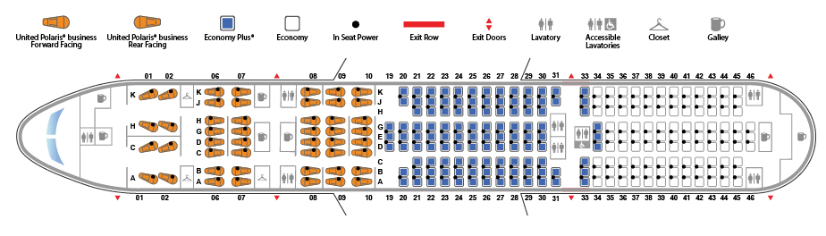 United 777 200 Seat Map United Airlines Seat Map Boeing 777   WIRING DIAGRAMS • United 777 200 Seat Map